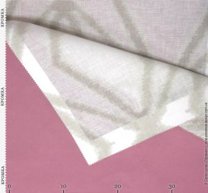 Ткань с геометрическим рисунком