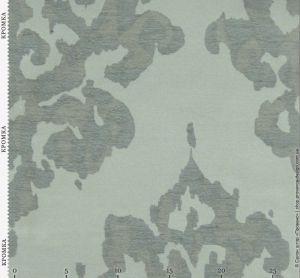 Серо-голубая ткань с силуэтом вензеля