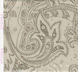Блэкаут с рисунком «огурцами»