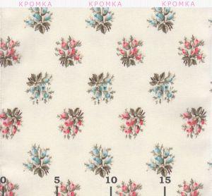 Ткань в мелкие цветочки в стиле Прованс