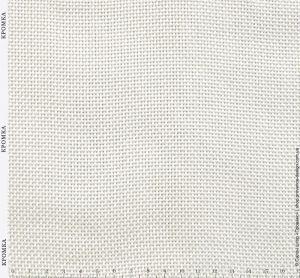 Однотонная ткань-скрин с текстурой рогожки