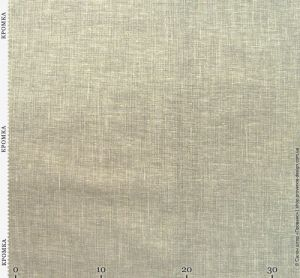 Однотонная ткань с текстурой льна