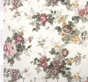 Ткань в цветочек в стиле Прованс