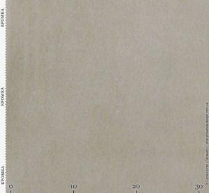 Однотонная серо-бежевая бархатная ткань