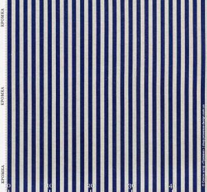 Ткань в Морском стиле с узкими полосами