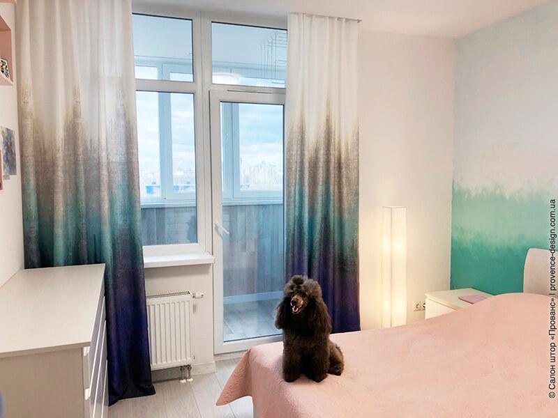 Подобрать шторы +к обоям онлайн +по фото фото