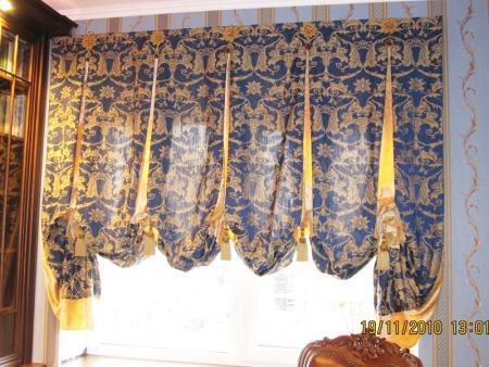 Лондонские шторы 2