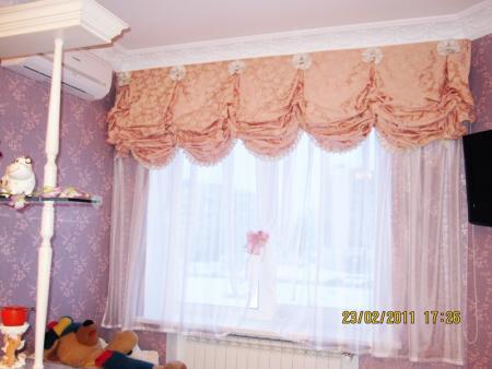 Лондонские шторы 5