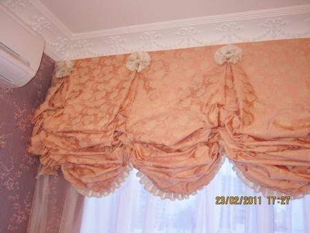Лондонские шторы 6