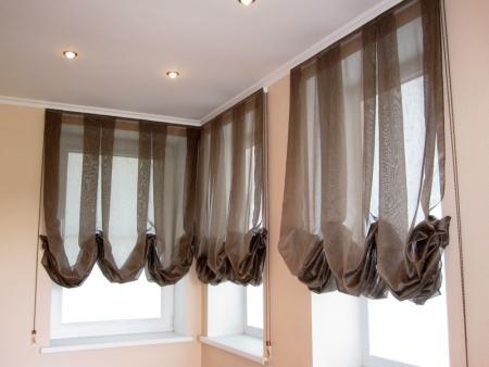 Лондонские шторы 7