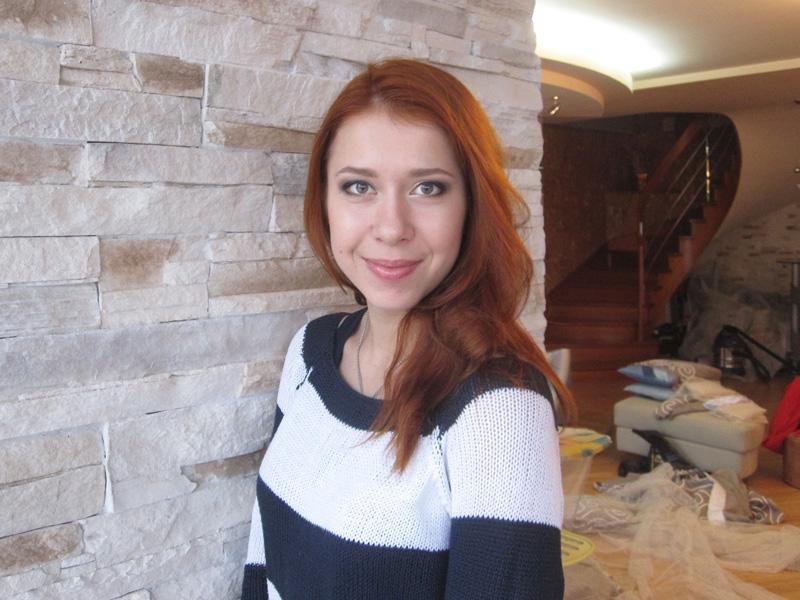 Дизайнер салона штор Татьяна Бондарь фото