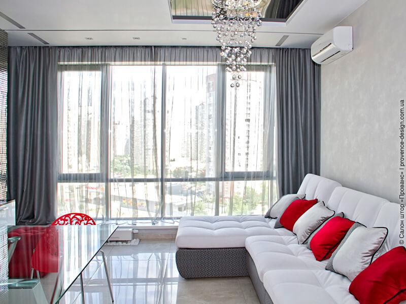 Плотные шторы для сохранения тепла фото