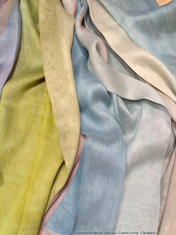 Ткань льняная с полиэстером для штор в современном стиле фото